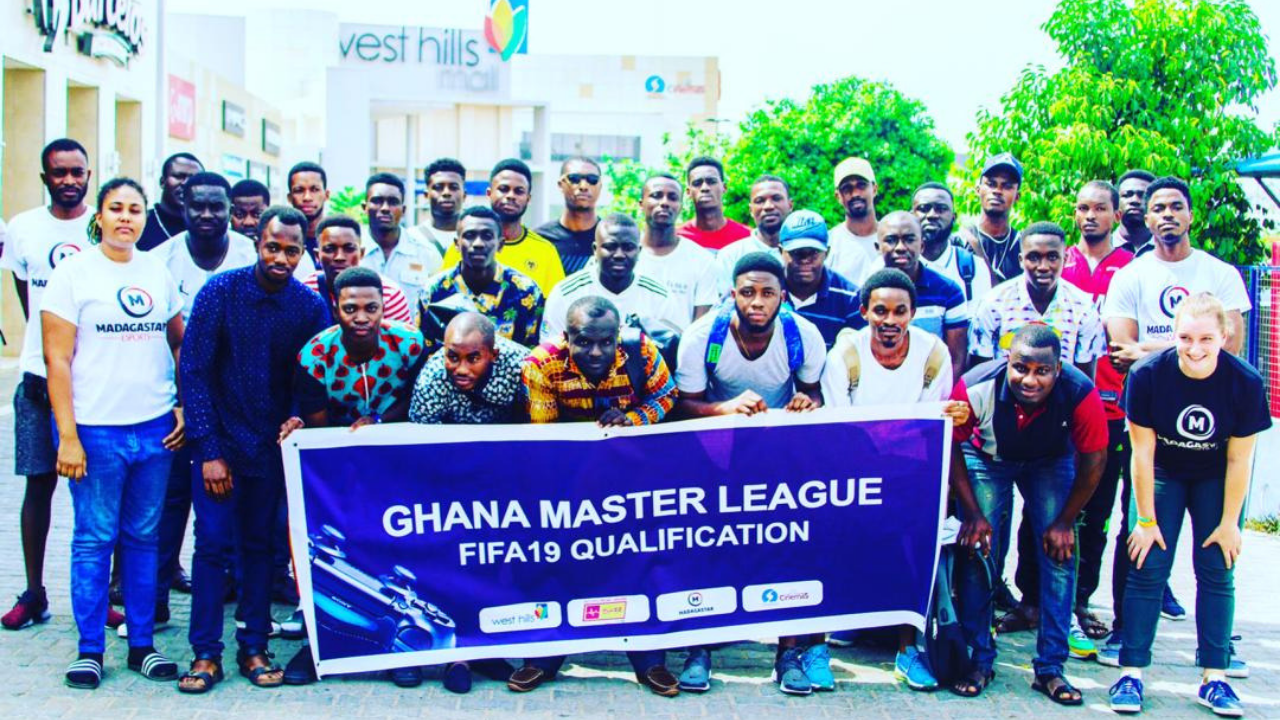 Ghana eSports Master League madagastar
