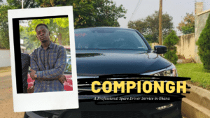 CompionGH - A Professional Spare Driver Service in Ghana