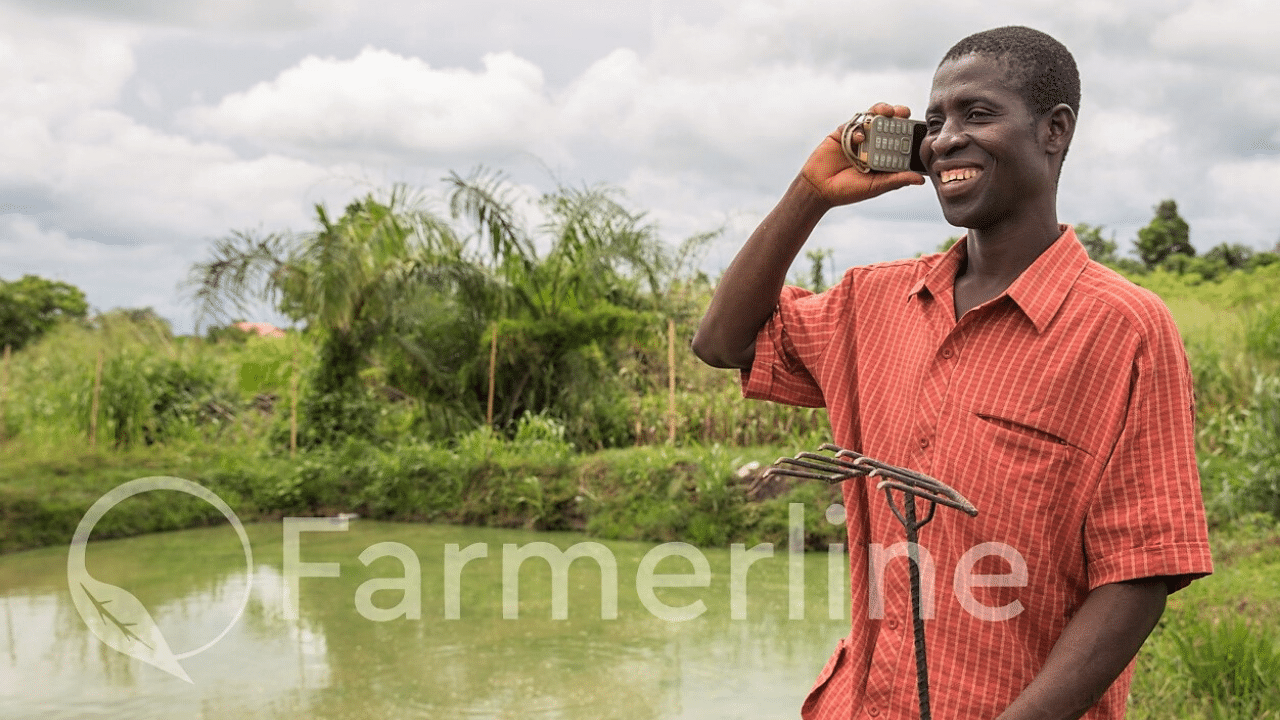 Farmerline Serves Farmers with COVID Messages in 7 Local Languages