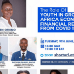 Millennials Voice Africa; Young Africans must see beyond their eyes