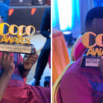 OB Amponsah wins Standup Comedian of the year