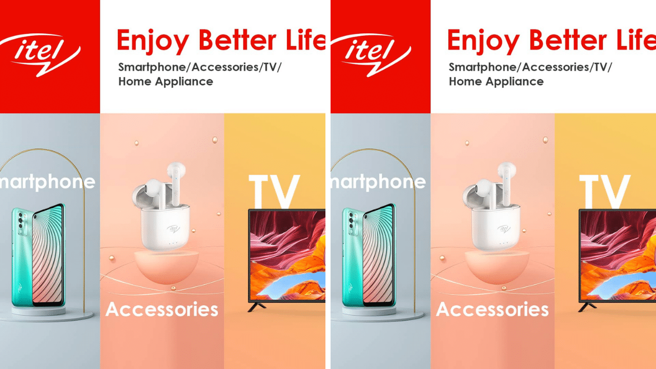 itel announces its latest S series smartphones with a new category of products - the itel TV and accessories