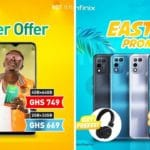 Shatta Wale Endorses the Infinix Hot 10 Play this Easter